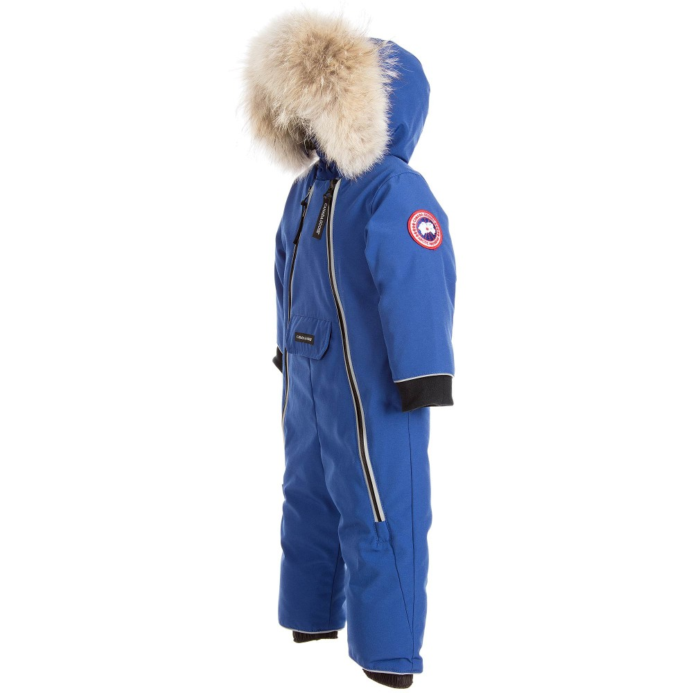 Canada Goose Infant Snowsuit