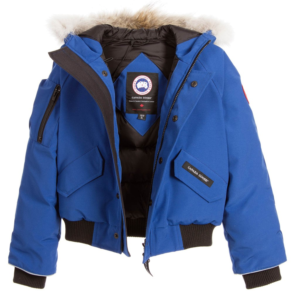 Canada Goose' outlet height