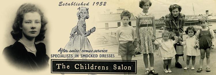 Childrensalon History, Established 1952