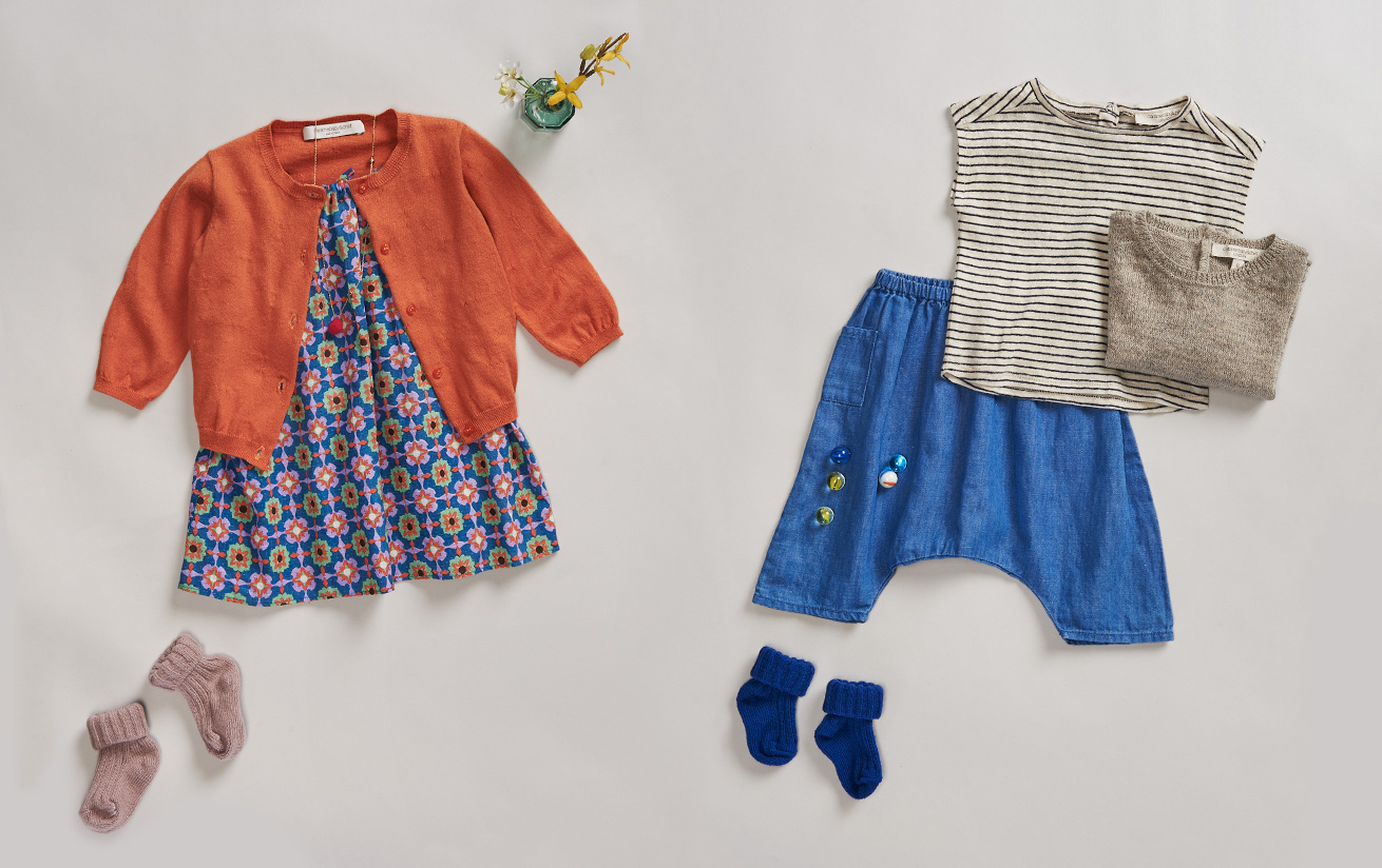 Impractical Baby Clothes