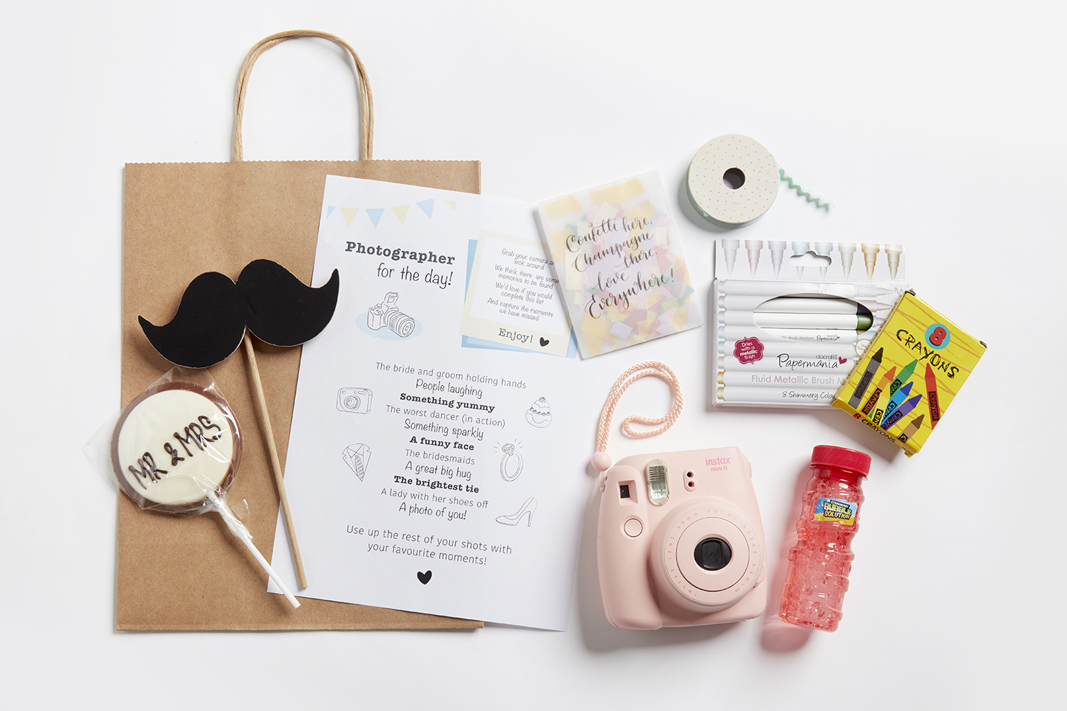 How To: Create Your Own Wedding Goodie Bags for Kids - Blog ...