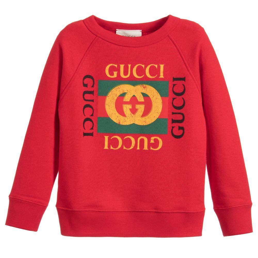 f90da29fdfb Gucci - Unisex Vintage Logo Sweatshirt