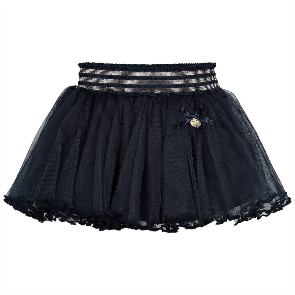 67464005b Le Chic - Baby Girls Tulle Tutu Skirt | Childrensalon