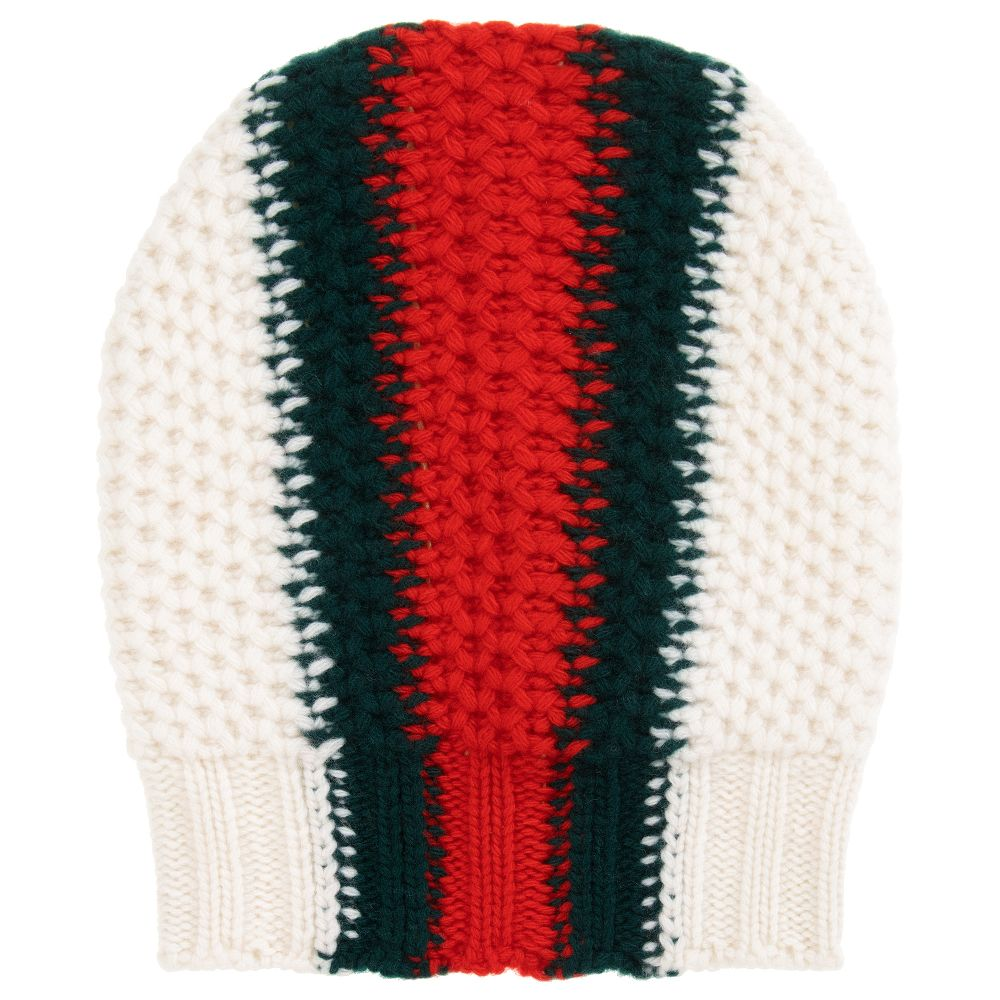 Gucci - Chunky Knit Wool Hat  005f60e9412