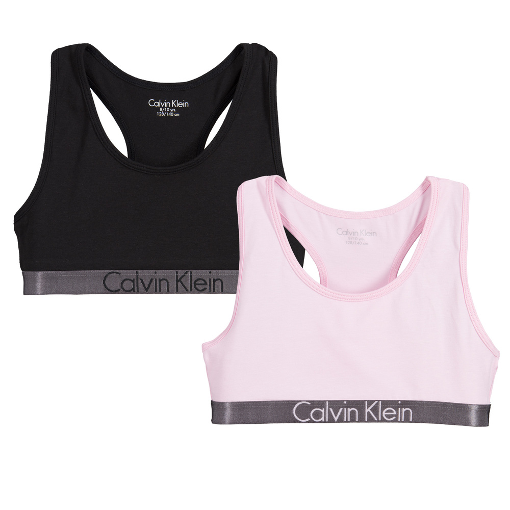 b67b23d81d Calvin Klein - Girls Crop Tops (2Pack)