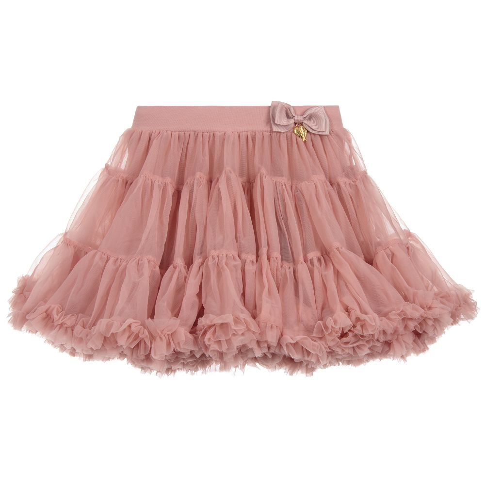 Pink Tulle Tutu Skirt Childrensalon
