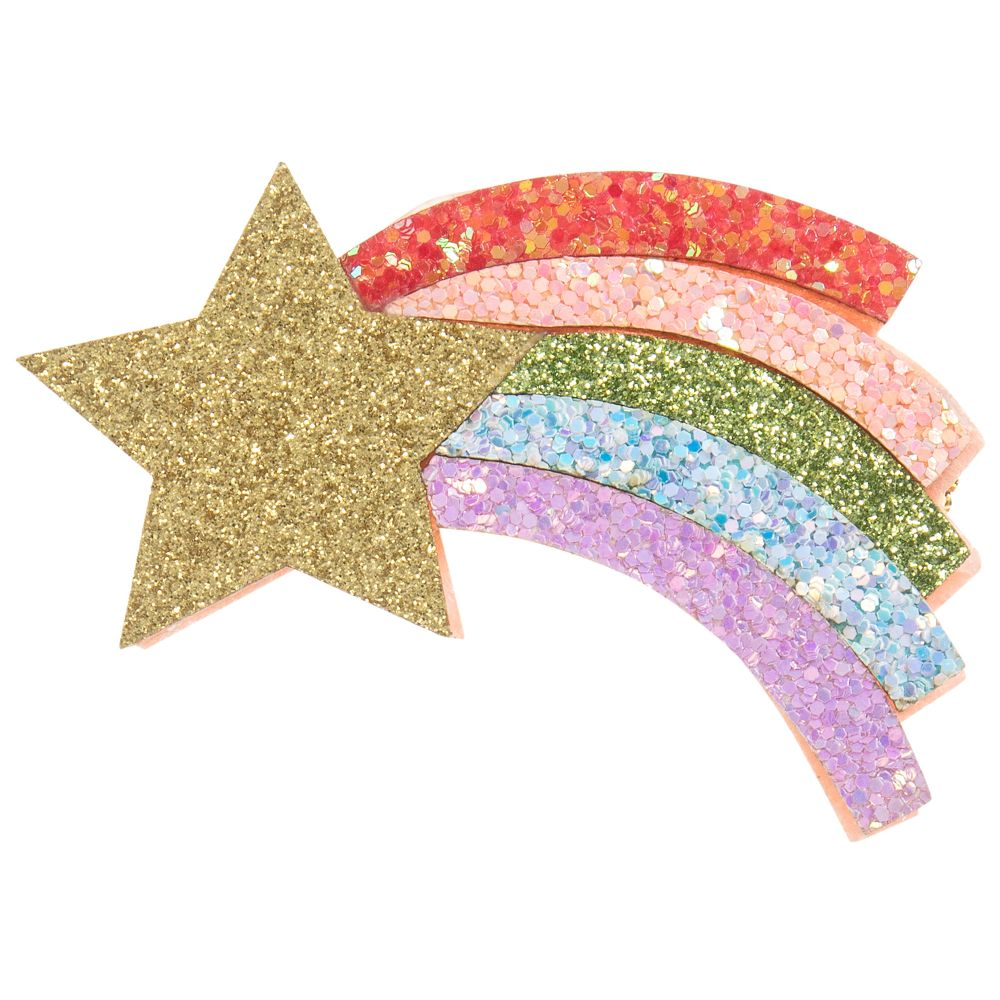 Bowtique London - Shooting Star Hairclip (7.5cm) | Childrensalon