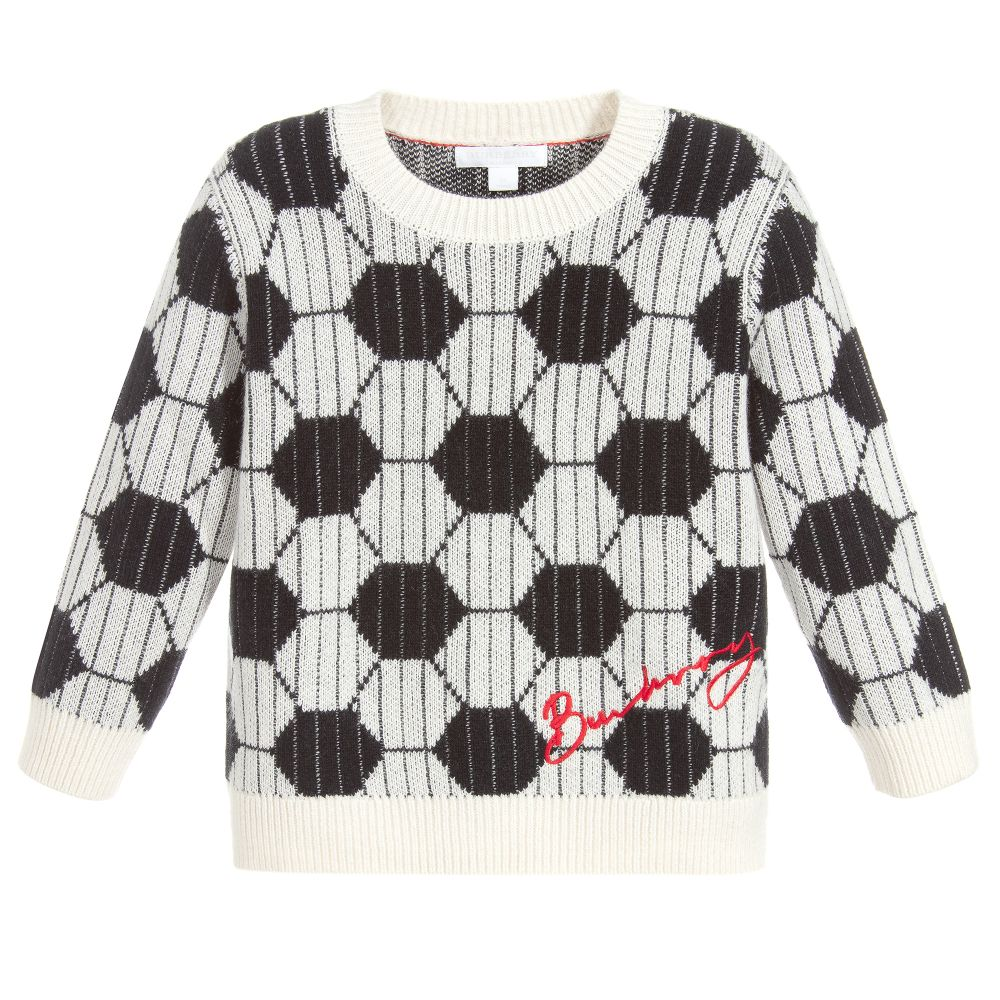 Boys MONTIE Cashmere Sweater