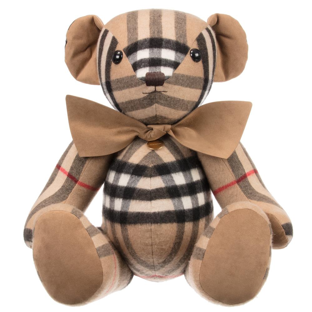 Burberry Cashmere Thomas Bear 50cm Childrensalon