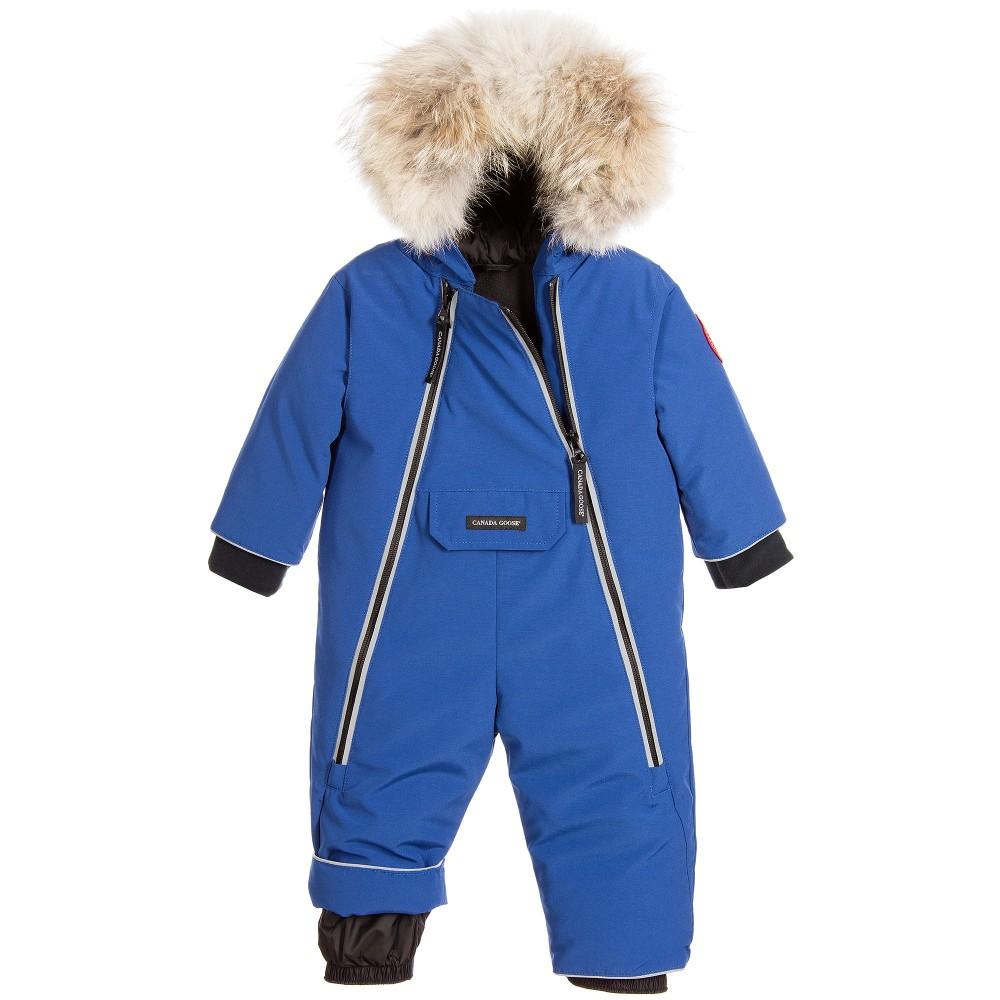 Canada Goose Baby SnowSuit Todos aman