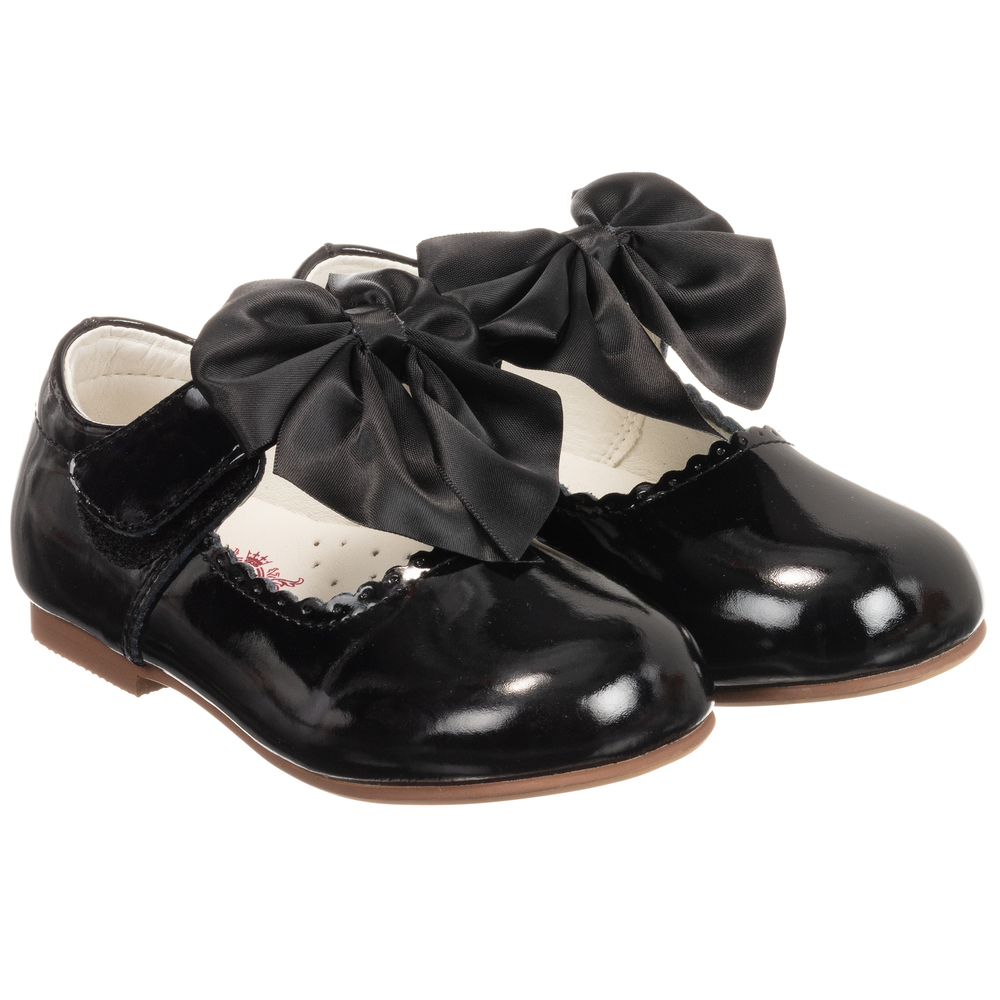 f99451829378c Girls Patent Leather Shoes