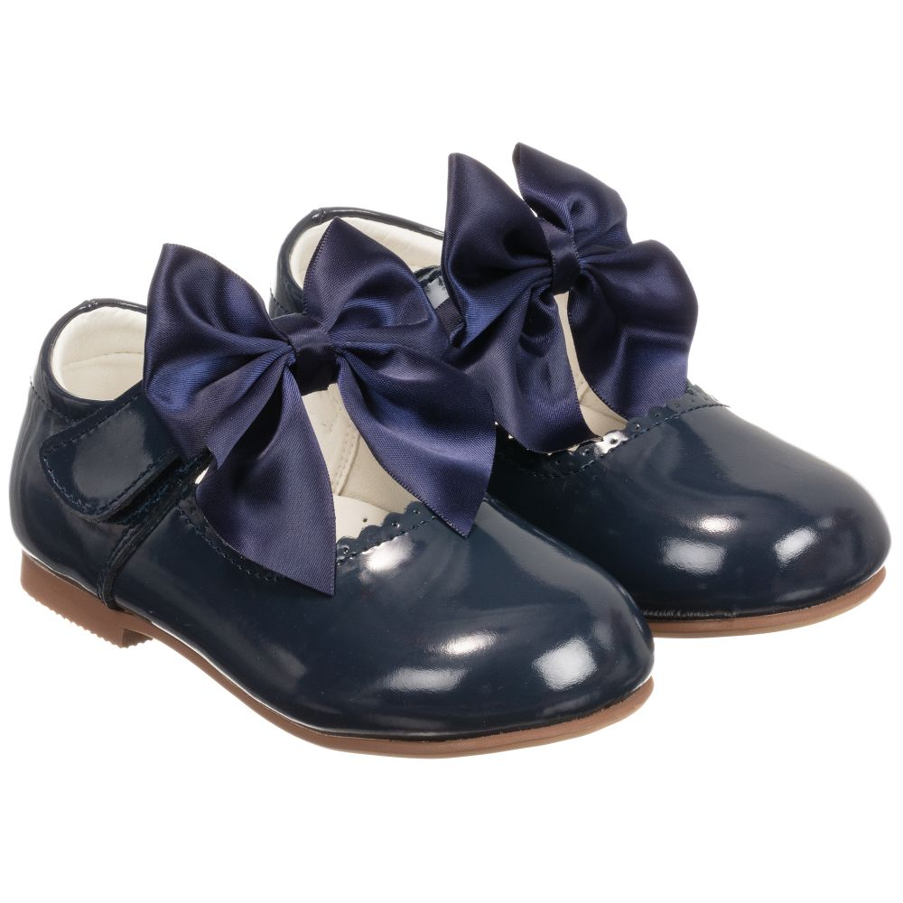 Caramelo Kids - Girls Patent Leather