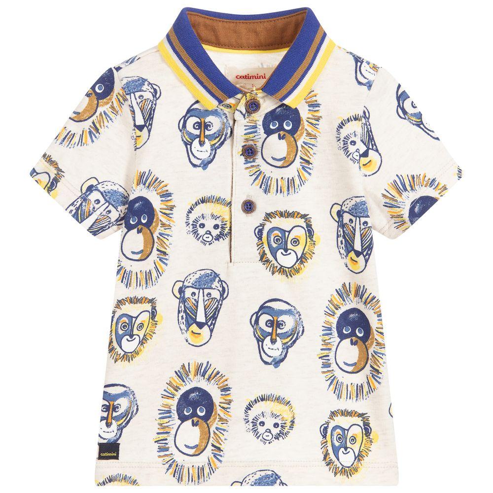 Catimini Boys Polo Shirt