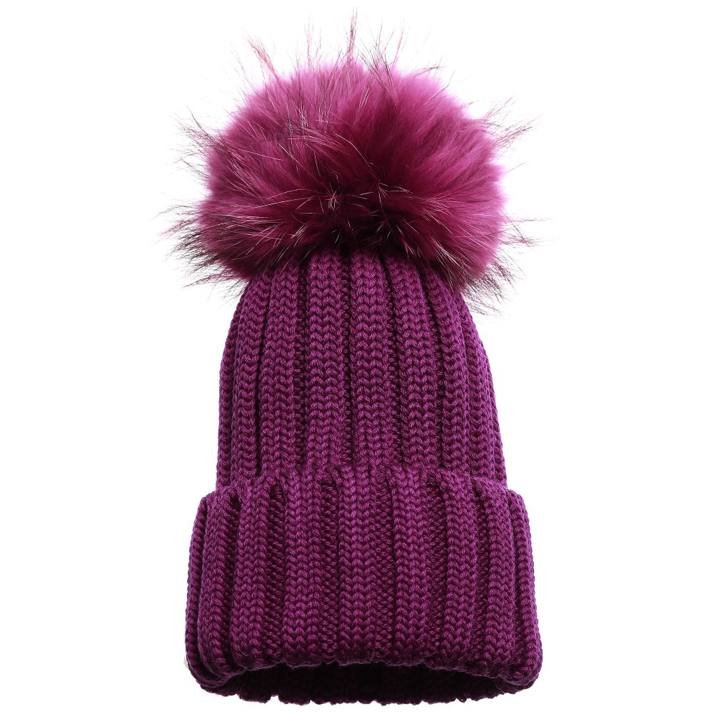 When chill winds blow in from the Irish Sea, stylish town and country women keep themselves warm with beautiful, locally crafted woolens. Look at the world from under the brim of this purple herringbone flapper hat, a perfect blend of old and new, made of % wool and fully lined.