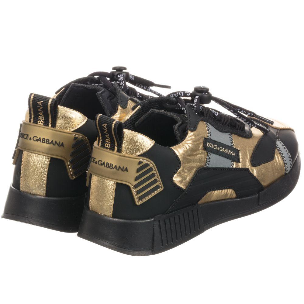 Dolce \u0026 Gabbana - Boys Gold \u0026 Black