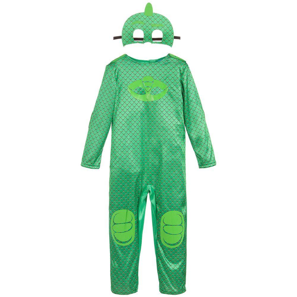 sc 1 st  Childrensalon & Dress Up by Design - u0027Gekkou0027 PJ Masks Costume | Childrensalon