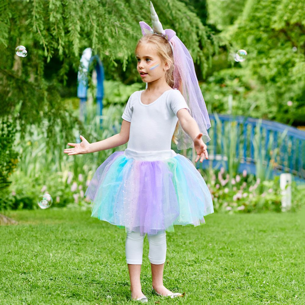 4cd09d4bf Dress Up by Design - Girls Purple Unicorn Costume