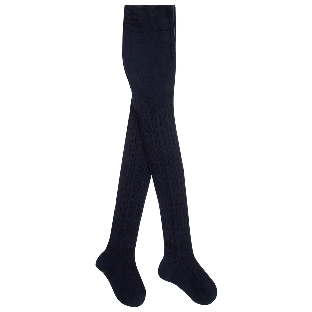 FALKE Unisex Kids Cable Tights