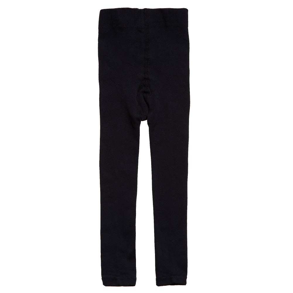 Falke - Navy Blue Fine Cotton Leggings | Childrensalon