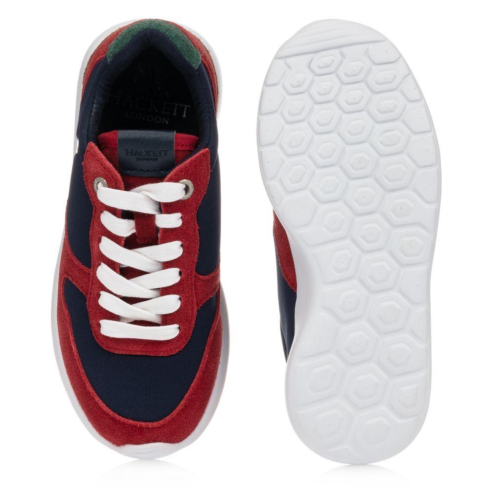 Hackett London - Boys Red \u0026 Blue