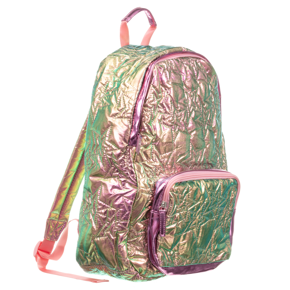 Hatley quilted backpack