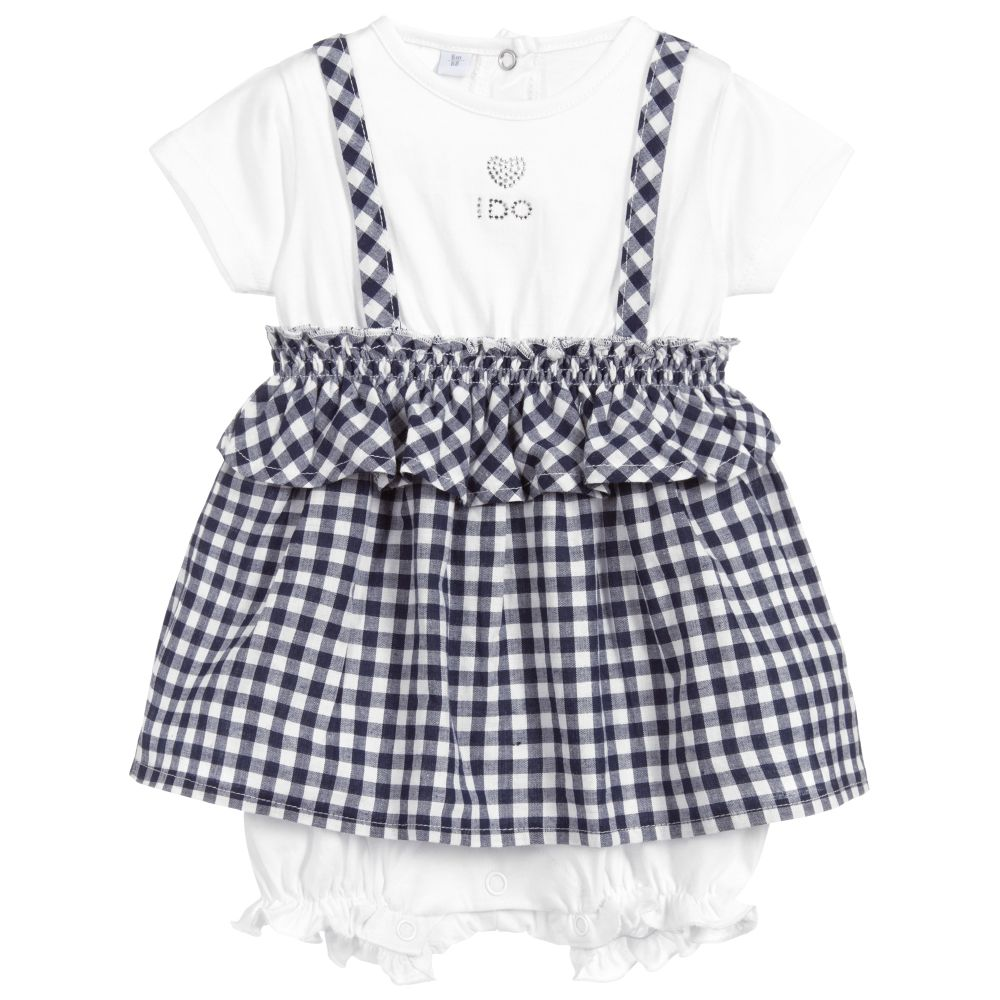 fa4524270f68 iDO Mini - Baby Girls Cotton Shortie