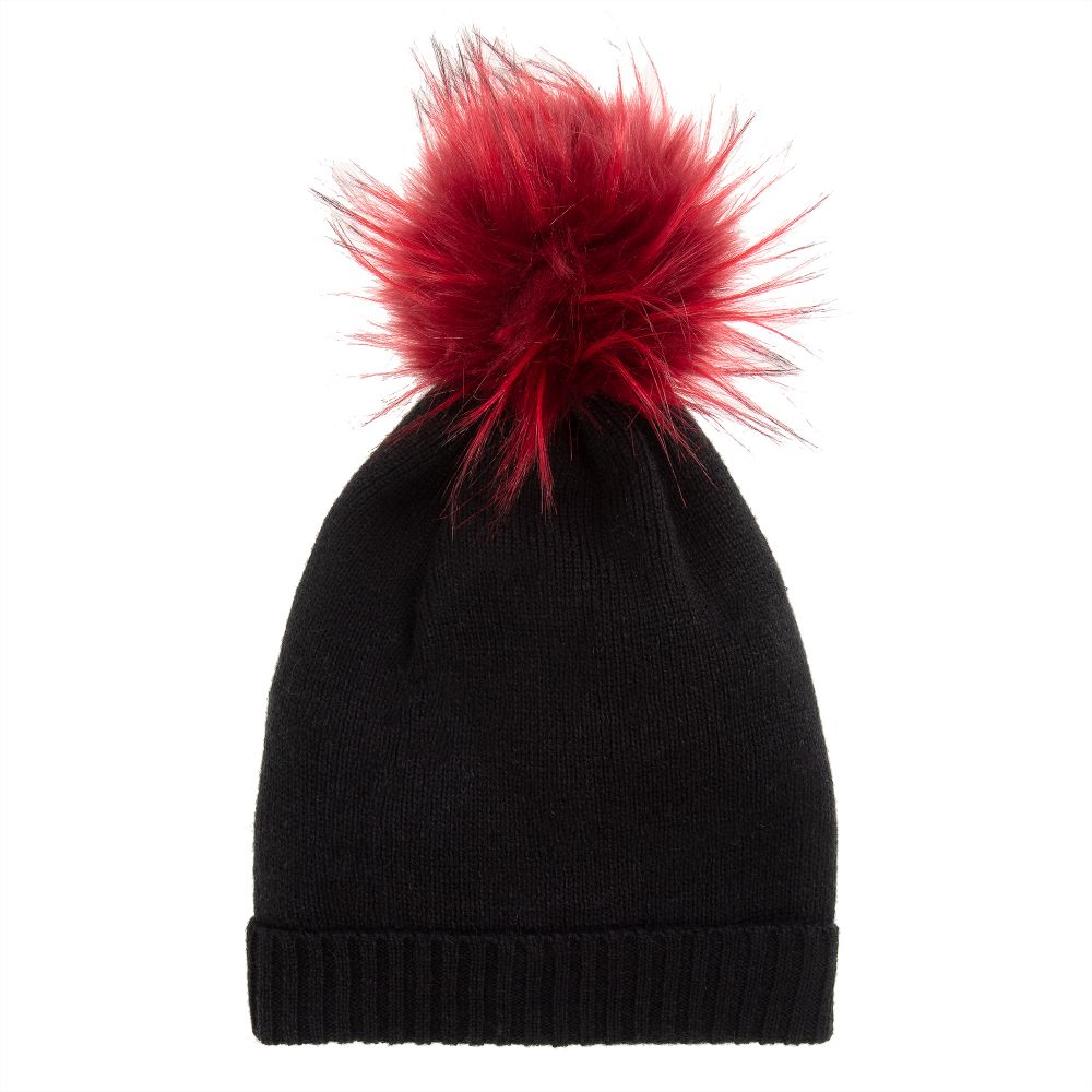 0f474c1c6 sale retailer b245a 38cb7 junior girls slouch pom hat ...