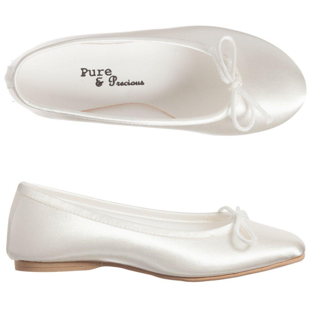 816568fc5 Katz - Ivory Satin Occasion Shoes