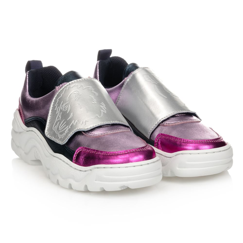 kenzo shoes pink