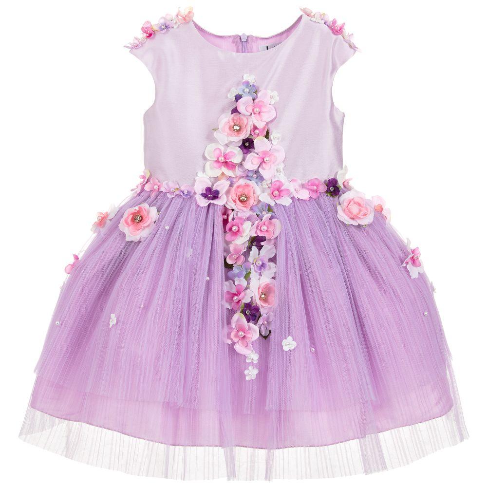 a7259b31e Lesy - Luxury Purple Tulle Dress