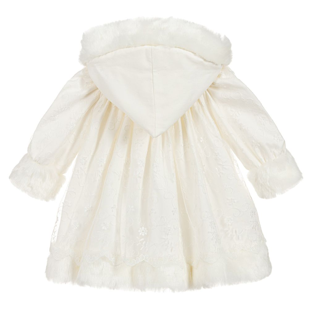 716a703e3c911 Little Darlings Occasion - Baby Girls Ivory ANGEL Dress | Childrensalon