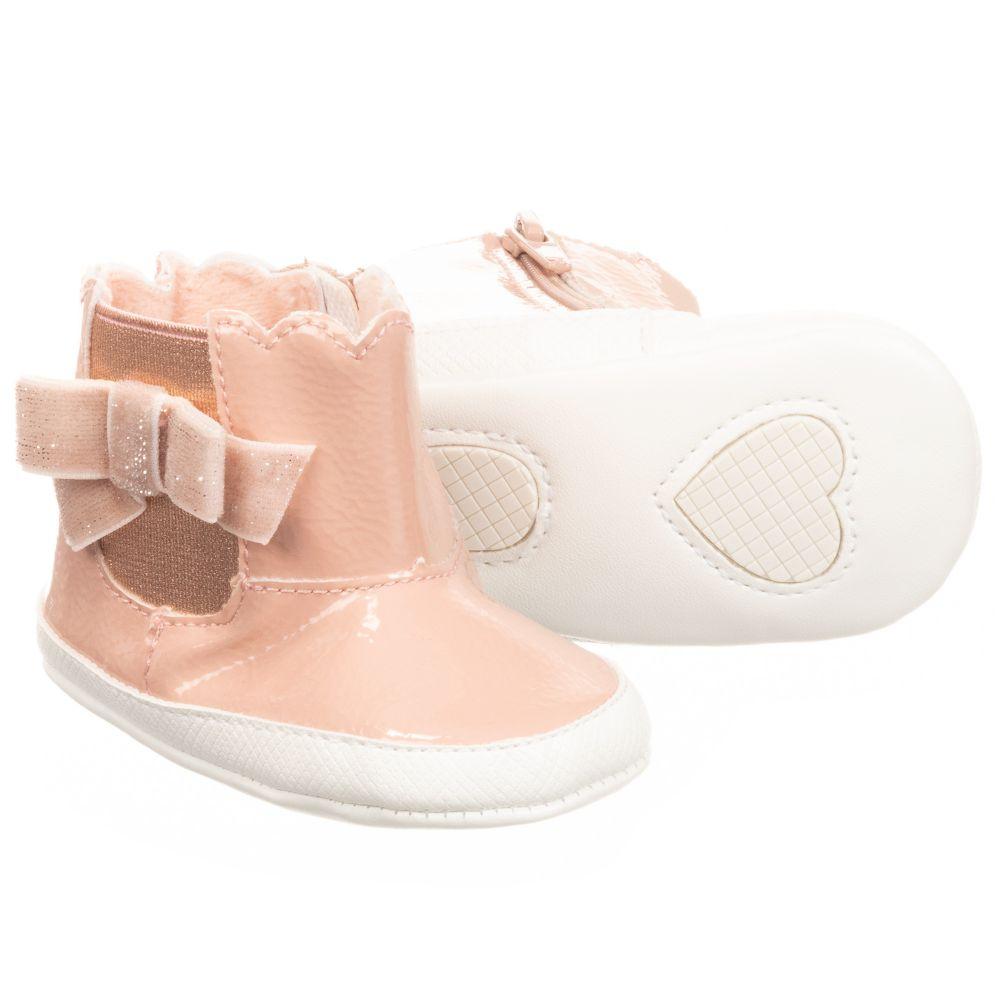 baby pre walker boots