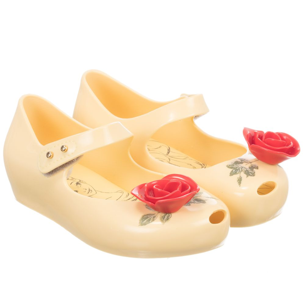 Beauty And The Beast Melissa Shoes Uk