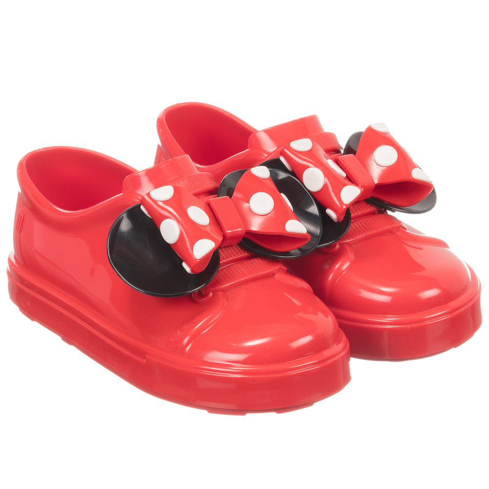 how to make mini mouse shoes