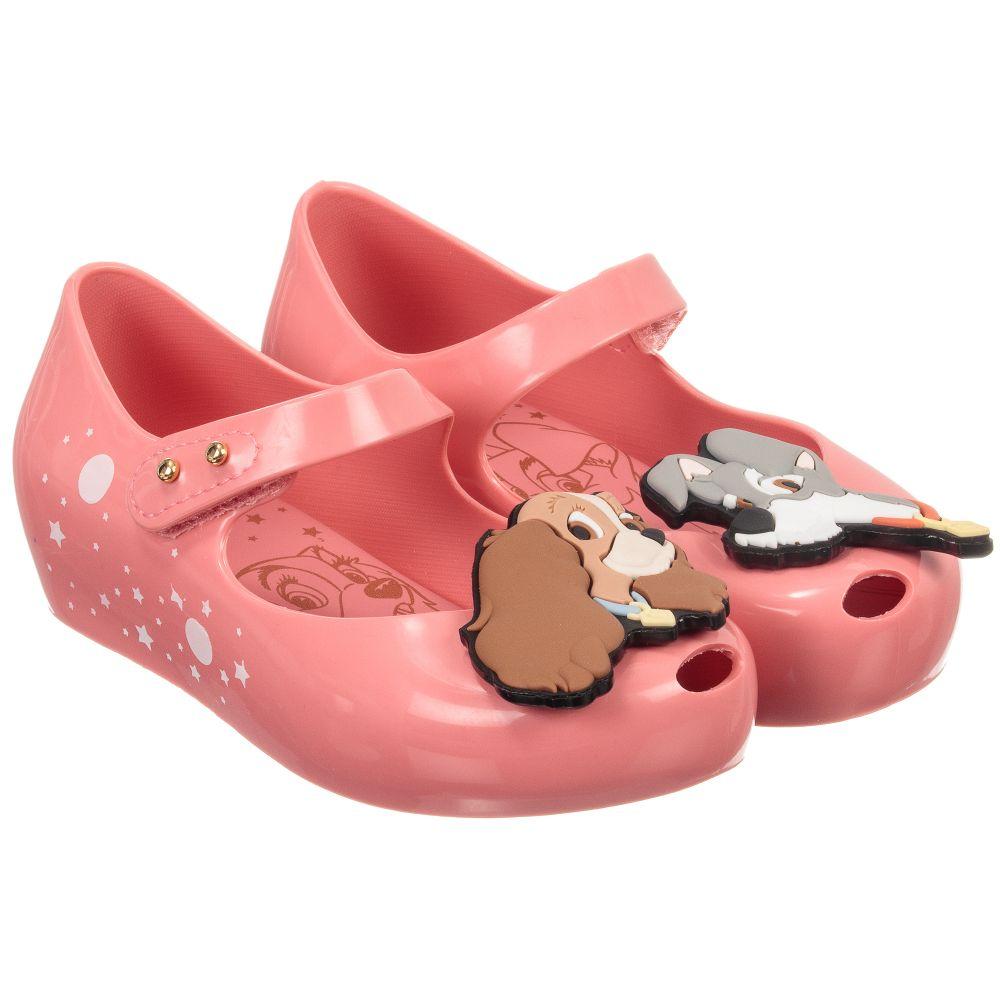 Mini Melissa Cat Shoes Size