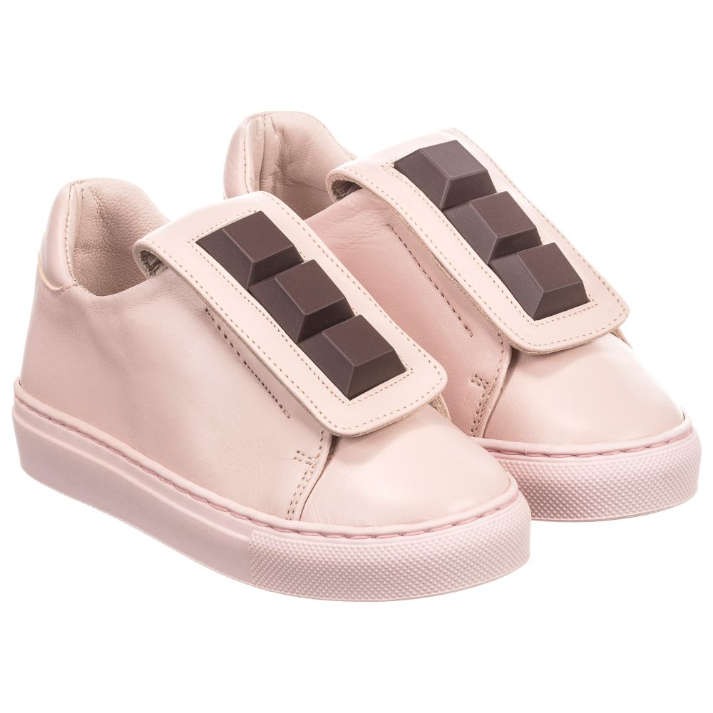 Minna Parikka Mini - Girls 'Bar Mini' Leather Shoes | Childrensalon
