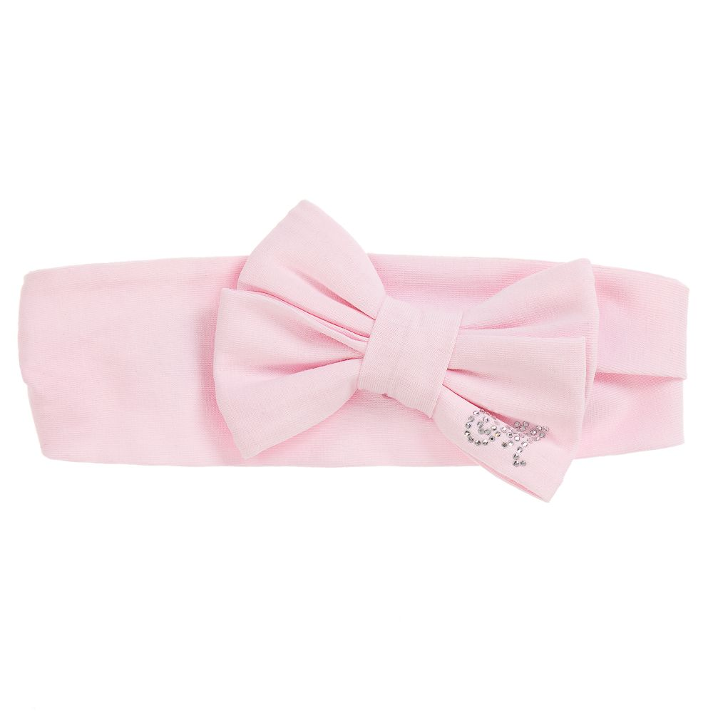 1c9206eba Monnalisa Bebé - Girls Cotton Headband