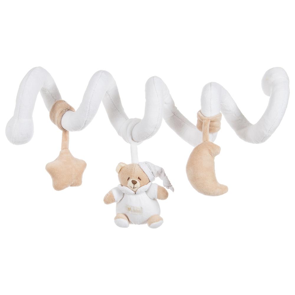 Ivory Spiral Pram Toy (70cm)