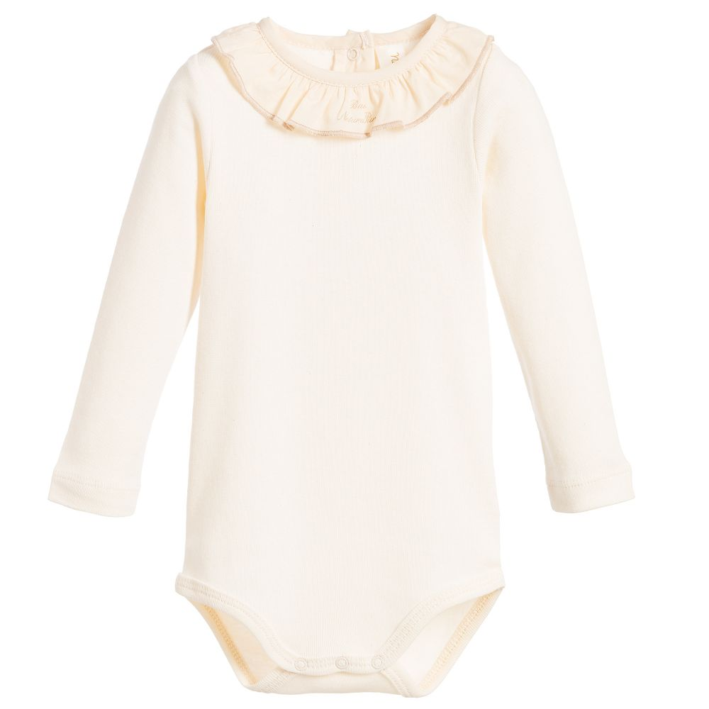 Naturapura - Organic Cotton Baby Bodysuit  | Childrensalon