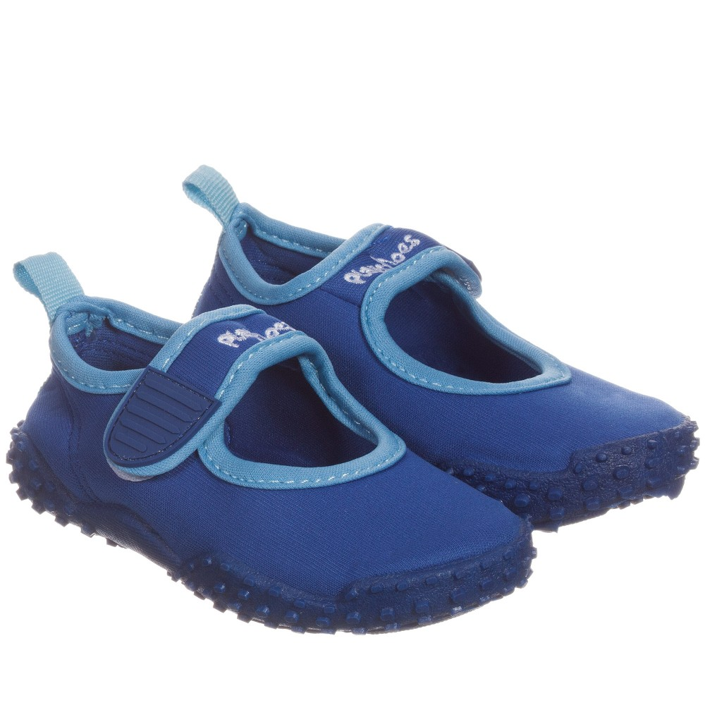 Blue Aqua UV Shoes