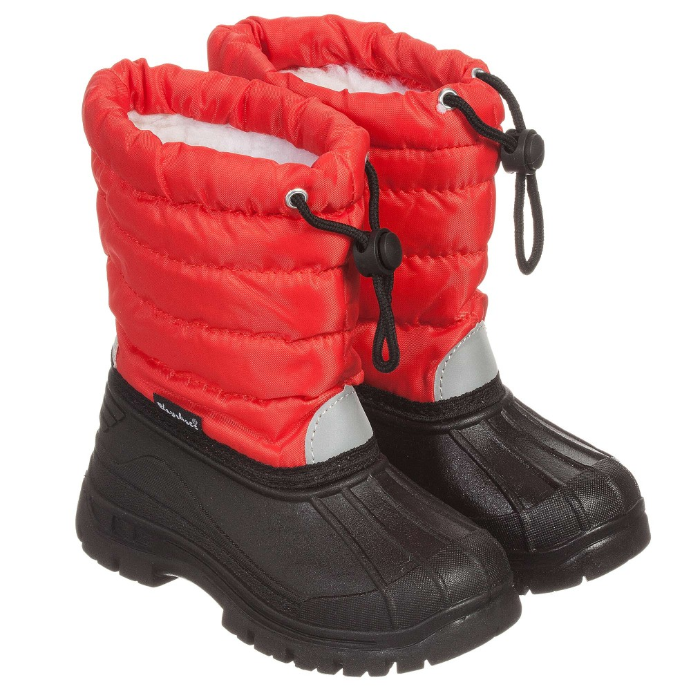 Kids Snow Boots Size