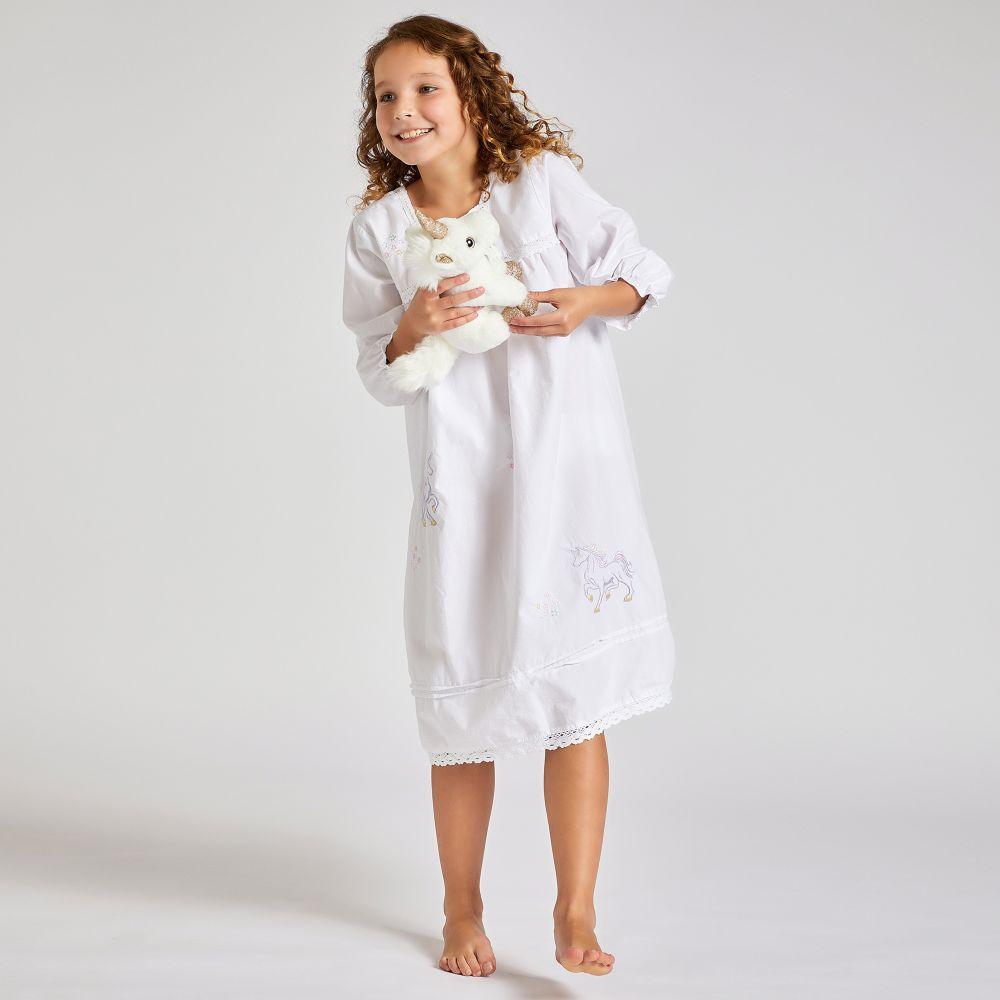 Powell Craft Girls Cotton Nightdress NEW 2-9 Years Available. Martha
