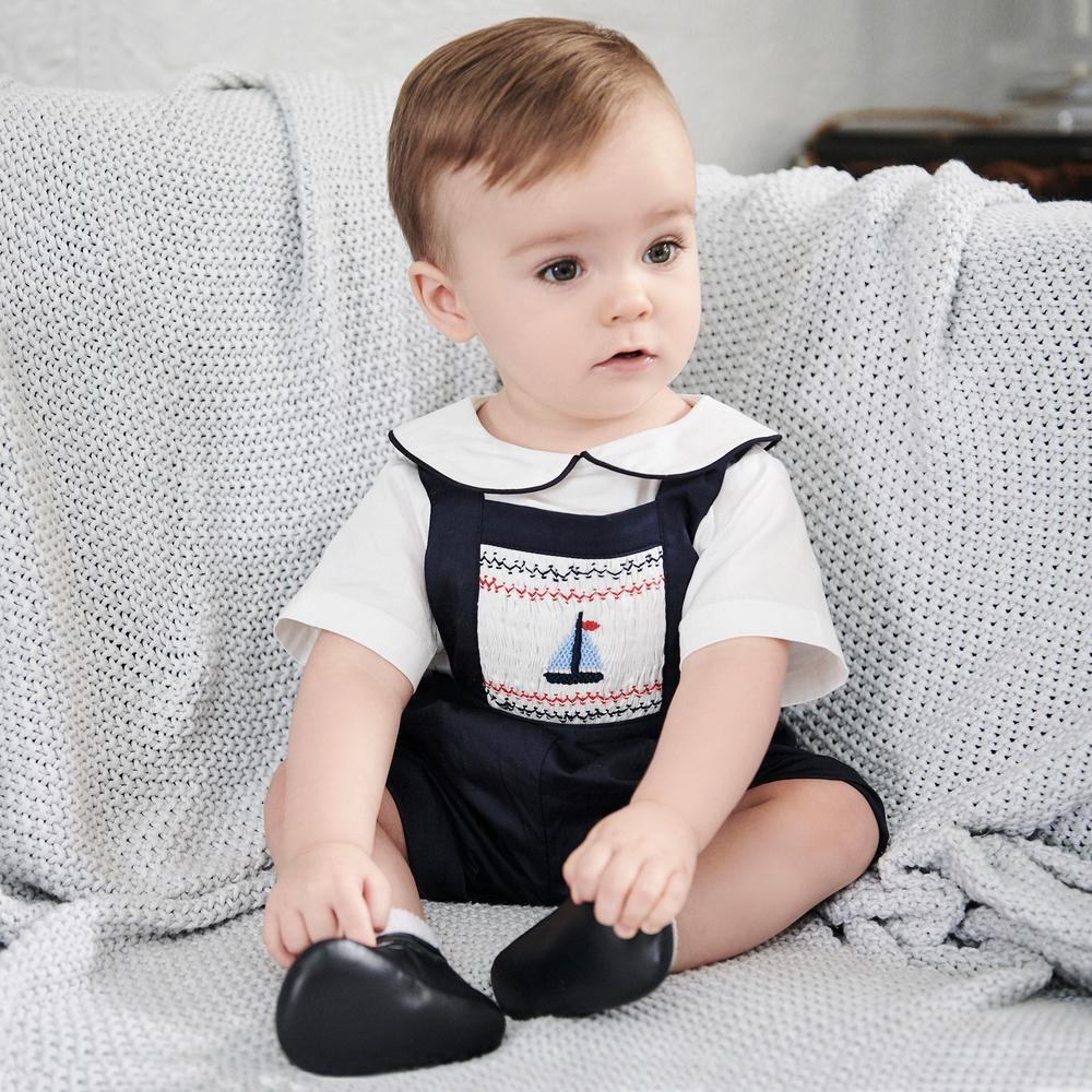 Baby Boy Christmas Outfit Australia