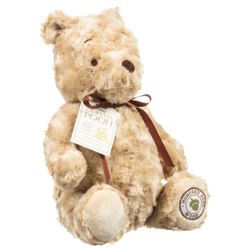 0dbcc881e Rainbow Designs - Plush Winnie The Pooh (30cm) | Childrensalon
