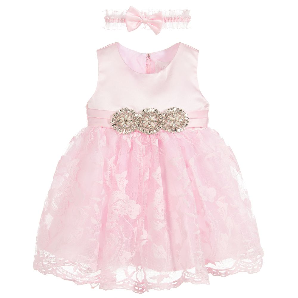 25826a34314c Romano Princess - Baby Tulle 2 Piece Dress Set