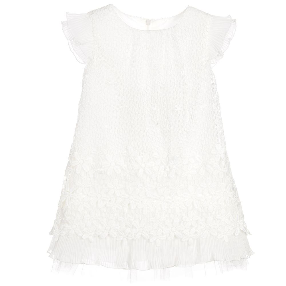 Romano Princess - Girls Lace Dress | Childrensalon