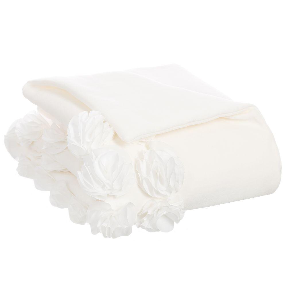 Sofija - Velour Baby Blanket (78cm) | Childrensalon