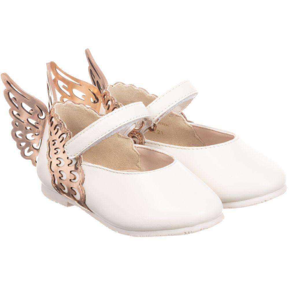 Sophia Webster Mini - Girls White