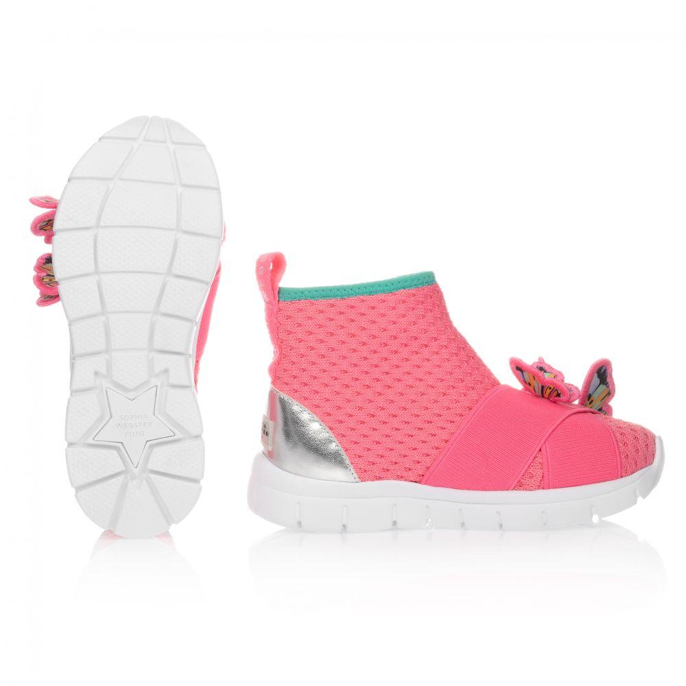 Sophia Webster Mini - Pink Butterfly