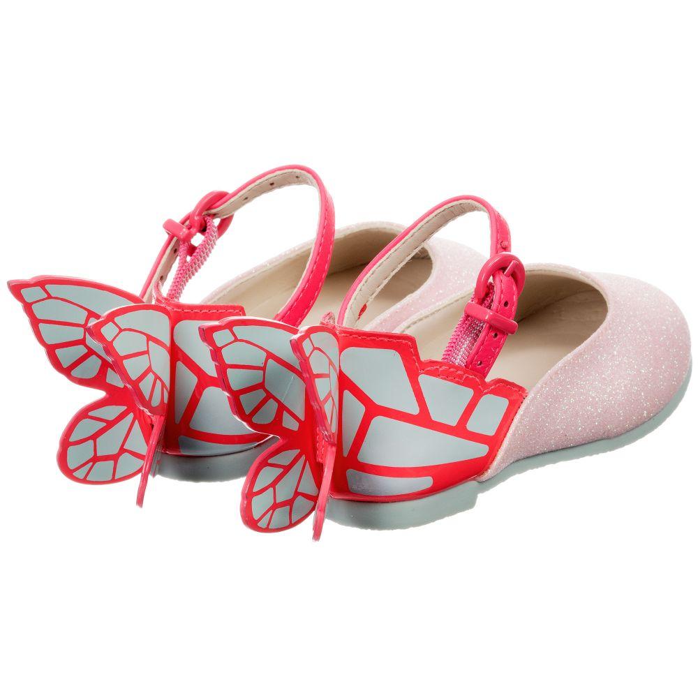 Sophia Webster Mini - Pink Glitter